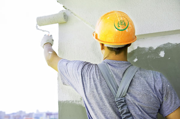 Commercial painting services in Texas