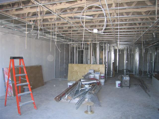Office Remodeling in Dallas, TX