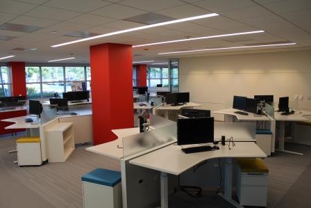 Office Renovation in Dallas, TX