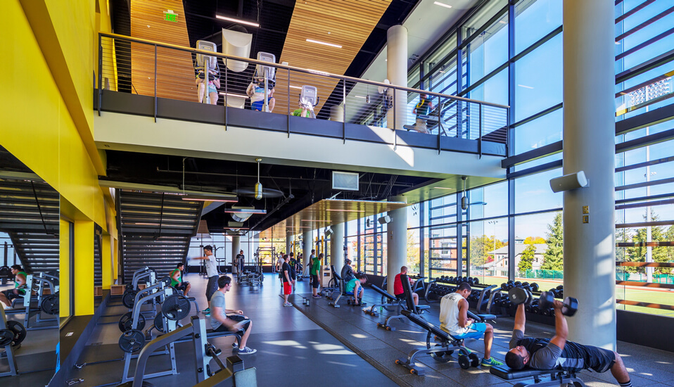Sport Complex Remodeling near Addison, TX