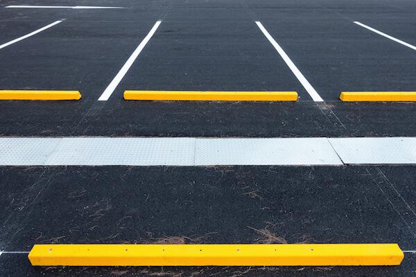 Concrete Parking Lot Repair in Addison, TX